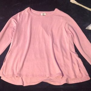 Old navy light purple loose fitting sweater